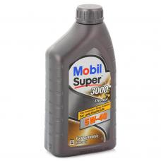 Mobil Super 3000 Diesel X1 5W-40 1л