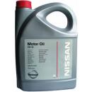 Nissan Motor Oil 5W-40 5л