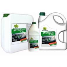 GreenCool Антифриз GС2010 зелёный, готовый, 5кг