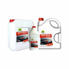 GreenCool Антифриз GС5010 красный, готовый, 5кг