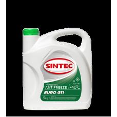 Sintec антифриз  Euro G-11 зелёный  802558  1кг