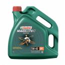 Castrol Magnatec 5W-40 Diesel DPF 4л