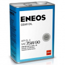 ENEOS Gear oil GL-4 75W-90 4л