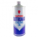 IDEMITSU для подвесных лодочных двигателей и двигателей гидроциклов Daphne Outboard Engine oil 2T 1л