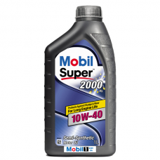 Mobil Super™ 2000 X1 10W-40 1л