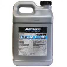 QUICKSILVER GEAR LUBE PREMIUM SAE 80W-90, 10л.