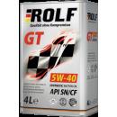 ROLF GT 5W-40 SN/CF 4л +1л