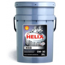 Shell Helix HX8 Synthetic 5W-30 20л