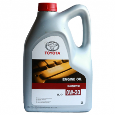 Toyota Engine Oil Synthetic SAE 0W-30 5л