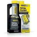 XADO TotalFlush - очиститель маслосистемы двигателей  с эффектом раскоксовки поршневых колец 250мл